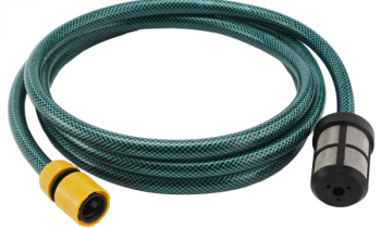Priming Pipe for pressure washer