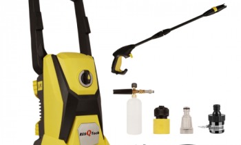 1700 Watt 135 Bar High Pressure Washer